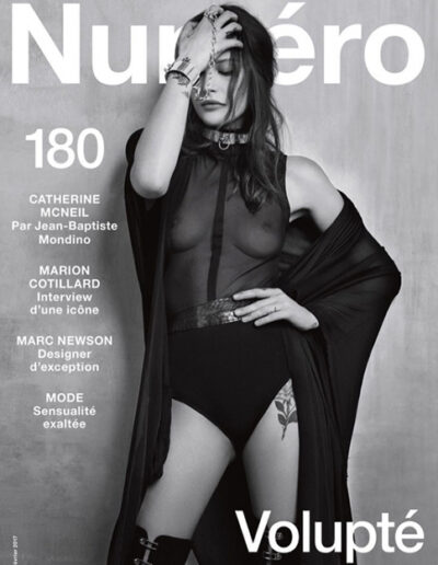 numero mag cover