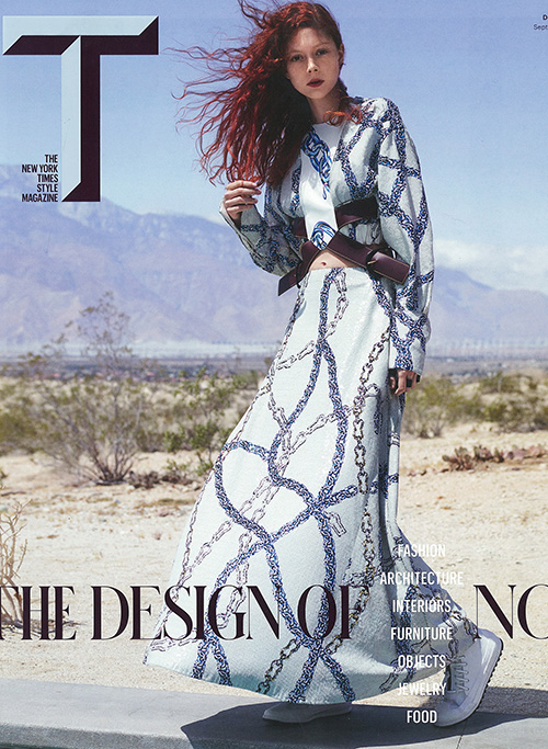 T Magazine / Betony