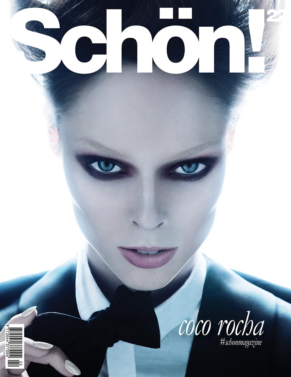 Schön Magazine / Eden