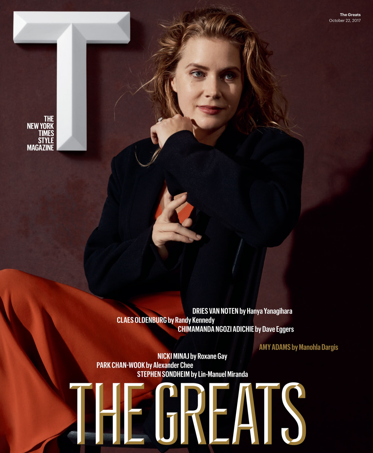 T Magazine / Eden