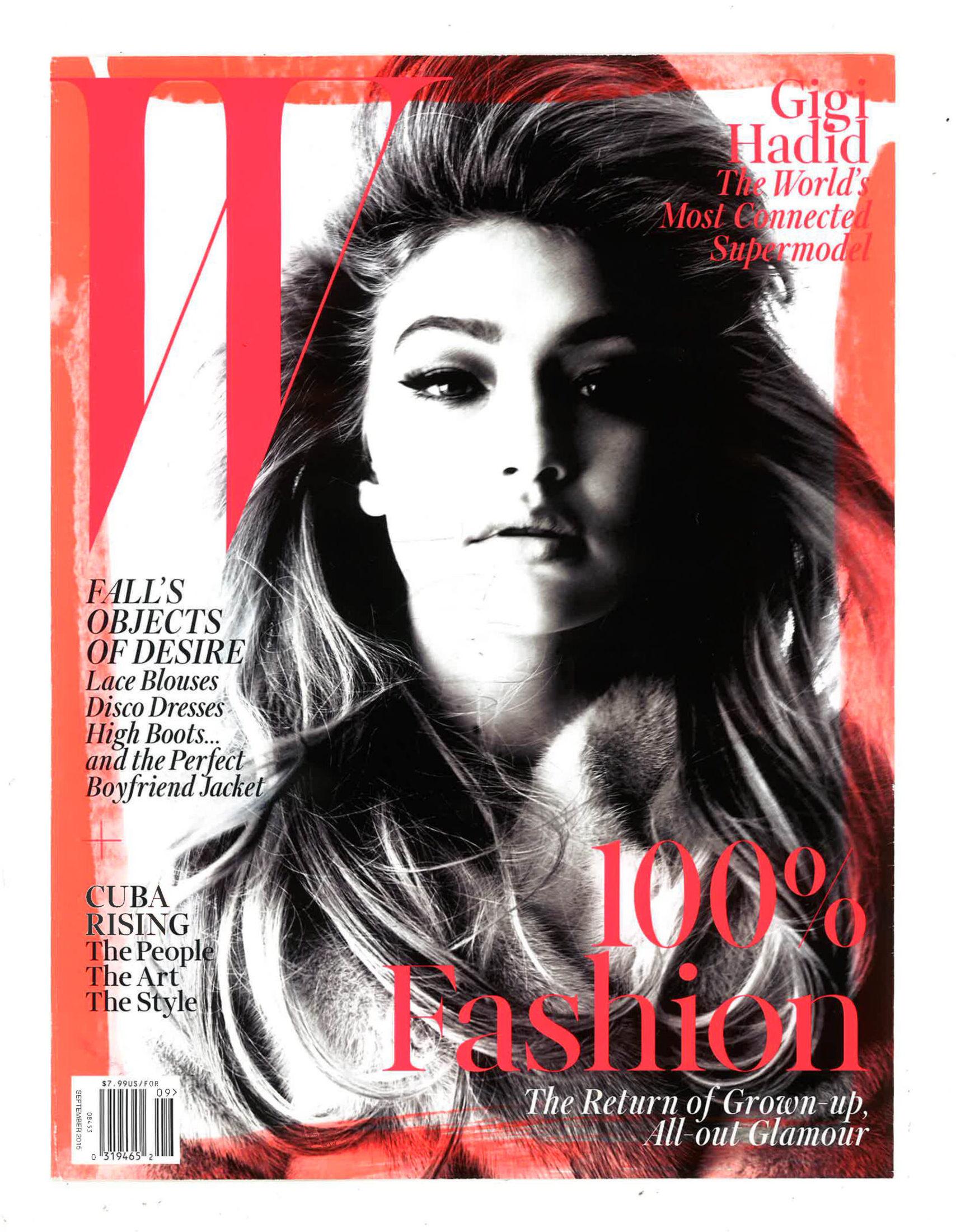 W Magazine / Jewelry