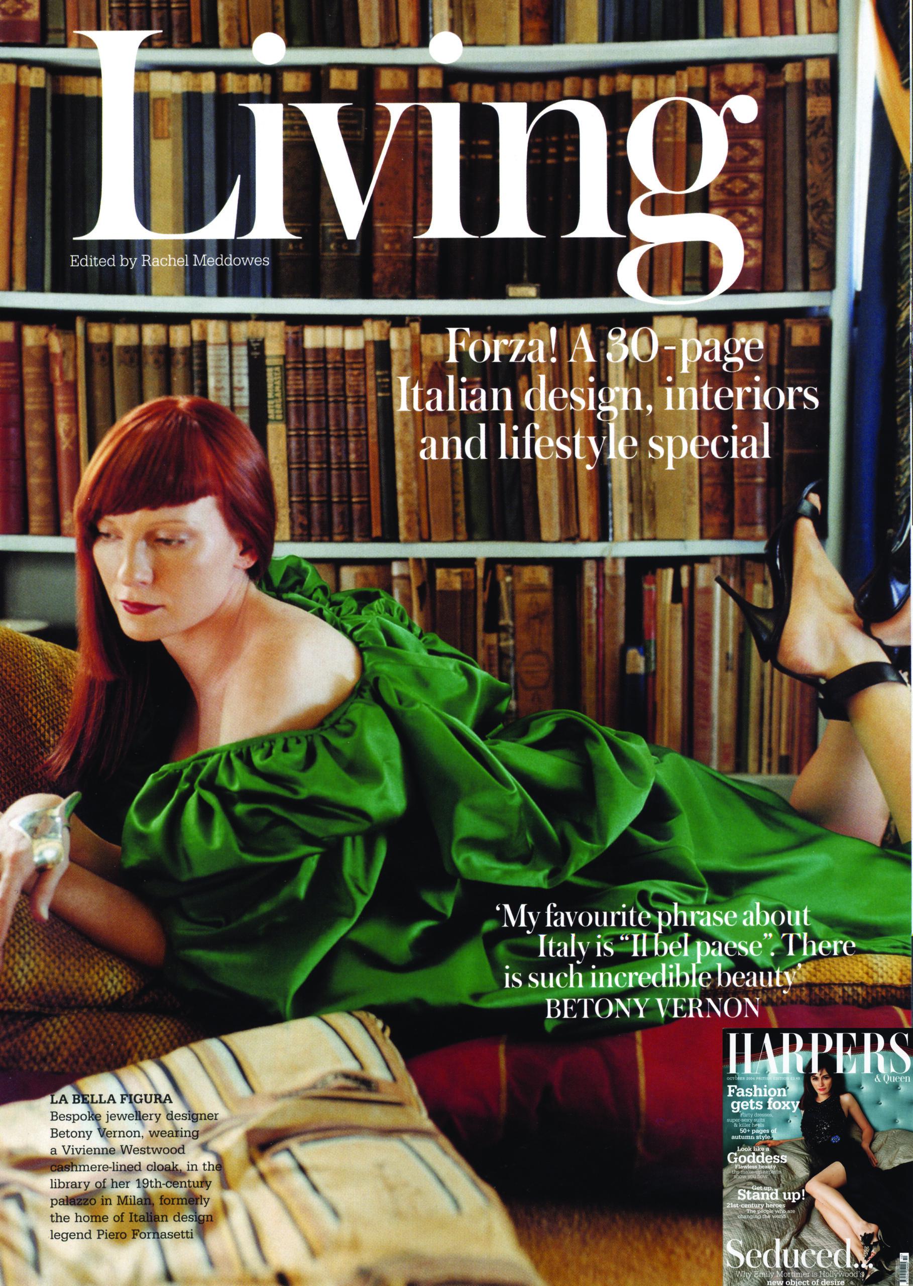 Harpers Bazaar / Living