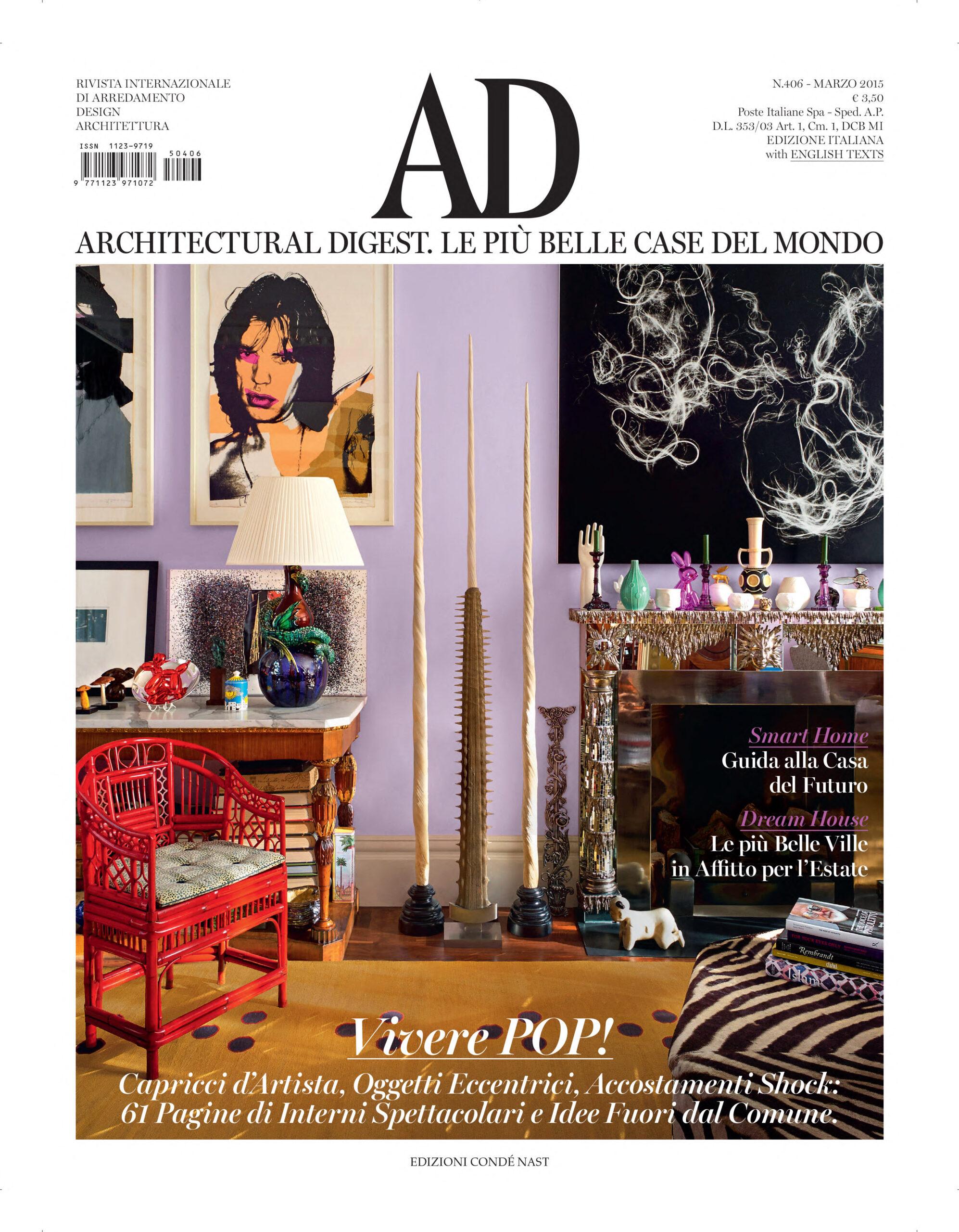 AD Magazine / Eden