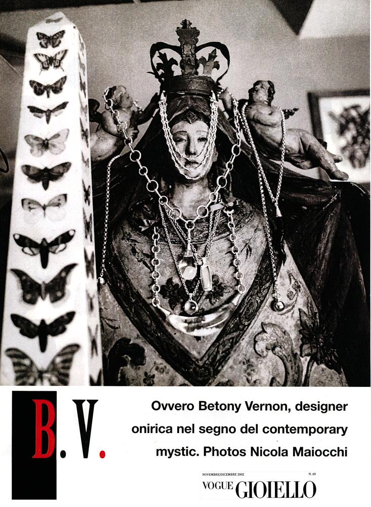 Vogue Italy / Jewelry